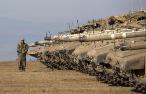 An-Israeli-soldier-walks--020