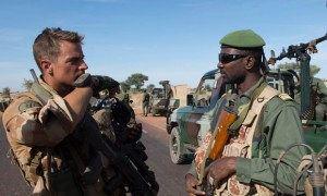 Military operation in Mali