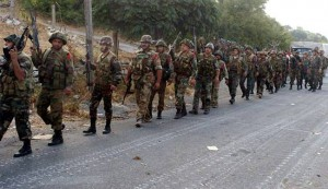 Syria army achieves more gains in Yabroud battle