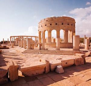 Macellum of Leptis Magna
