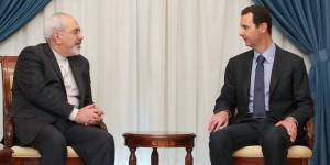 Mohammad Javad Zarif, Bashar Assad