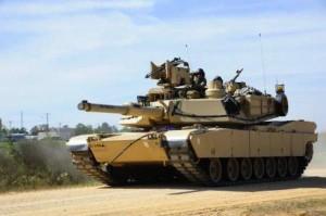 U.S. Army_M1A2 Abrams tank