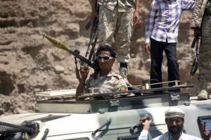 Houthi-rebels-capture-Yemeni-presidential-palace-airport