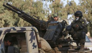 Libyan-Special-Forces
