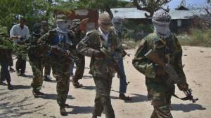 Shebab-militants