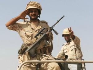 saudi-soldier