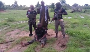 !!!WARNING CONTAINS GRAPHIC CONTENT!!! Beheading Video of a Nigerian Soldier. For Daniel Sanderson
