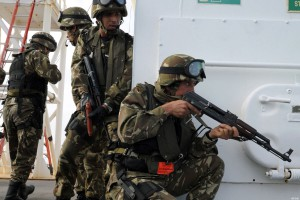 algerian-soldiers-during-a-naval-training-excercise