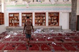 Sanaa_mosque_blast_AFP