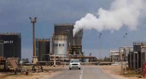 zawiya refinery libya