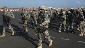 US TROOPS SOUTH SUDAN