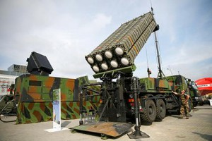 In Turkey think about buying from European anti-missile systems