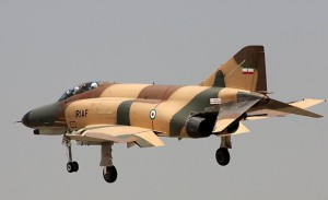 Islamic Republic of Iran Air Force (IRIAF)  F-4 Phantom II  interceptor fighter bomber United States Navy airforce AIM-9 Sidewinder aIM-7 Sparrow AIM-120 AMRAAM AGM-65 Maverick  AGM-88 HARM (5)