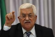 Palestinian President Mahmoud Abbas, also known as Abu Mazen, gestures as he speaks during a press conference, in the West Bank city of Bethlehem, Wednesday, Jan. 6, 2016. Abbas has made his first public appearance since rumors began circulating last week that the 80-year-old was rushed to a hospital with serious heart problems. (AP Photo/Majdi Mohammed)