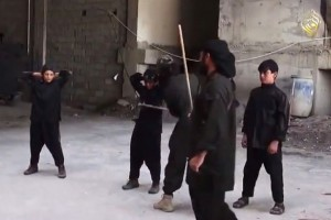 ISIS-terrorists-in-ruthless-training-camps