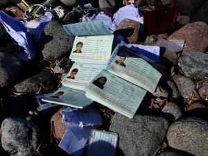 Passports-Lesbos