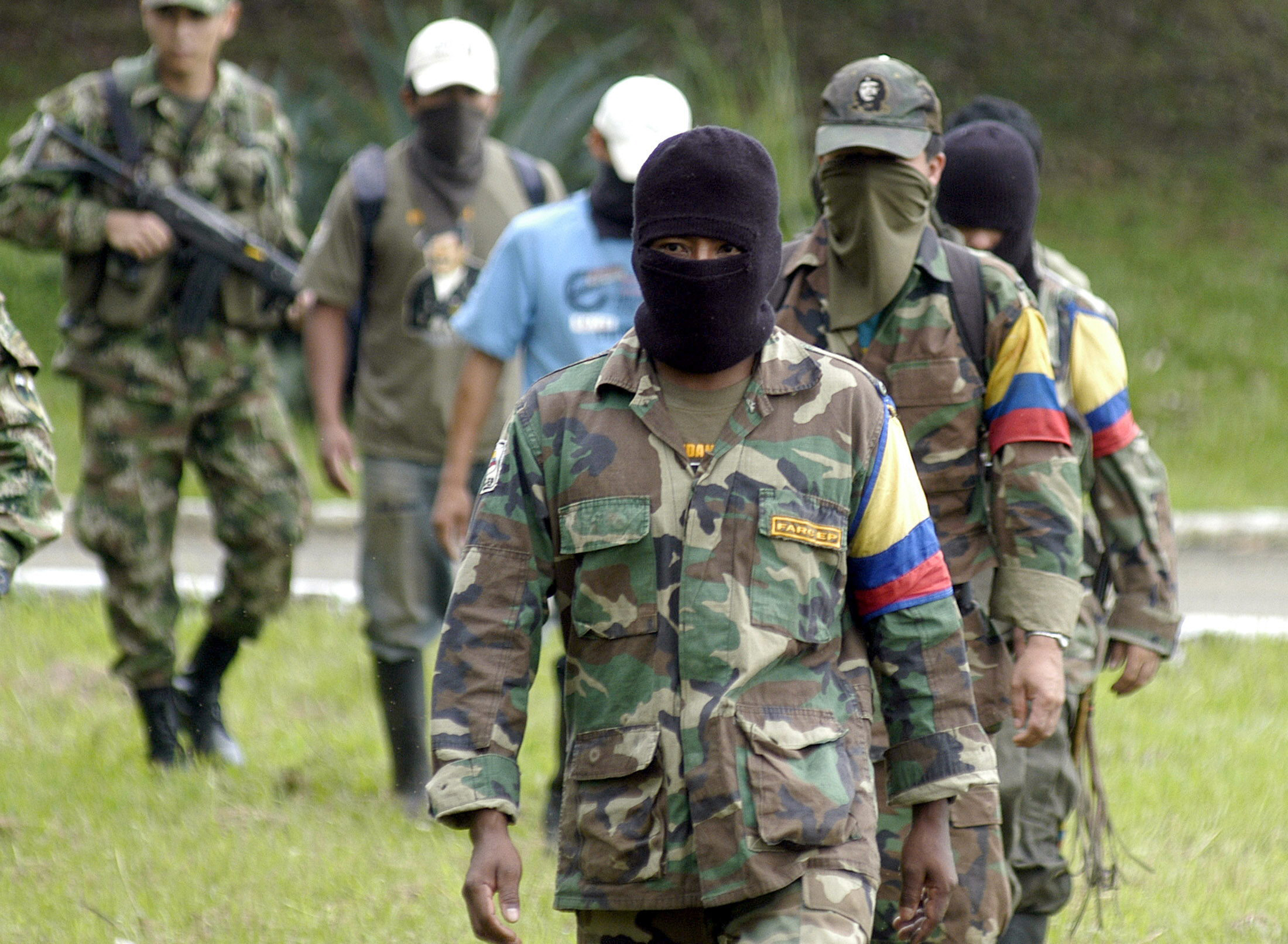 Image result for FARC