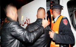 motorcyle-gang-theft-arrested-police-morocco