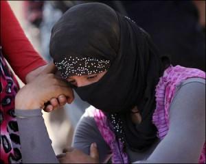 Iraqi-Kurdish-Yazidi-woman-2014-photo-afp