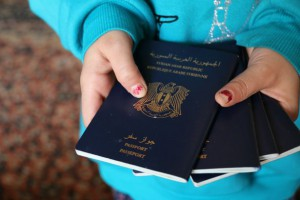 Syrian-passports