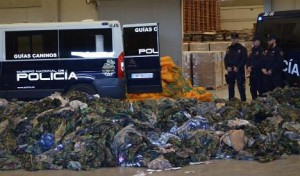 Spain-seizes-20000-uniforms-headed-for-Islamic-State