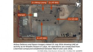 UAE airbase in Libya