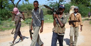 Somali-Militants