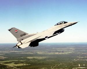 Egyptian-F-16