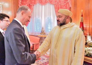 King-Mohammed-VI-Invites-Vladimir-Putin-to-visit-Morocco-640x457