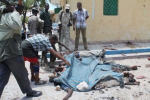 Attack on Mogadishu restaurant, Sept 7, 2013 2