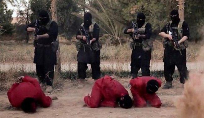 ISIS condemns al-Qaedas execution of woman in video
