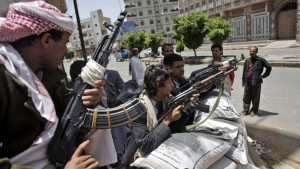 Yemen Clashes AP