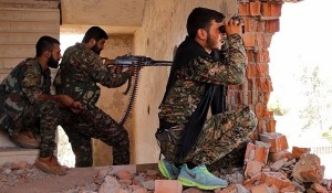 Battlefield VIDEO: Clashes Intensify between Gov't Forces, Terrorists North Syria's Aleppo