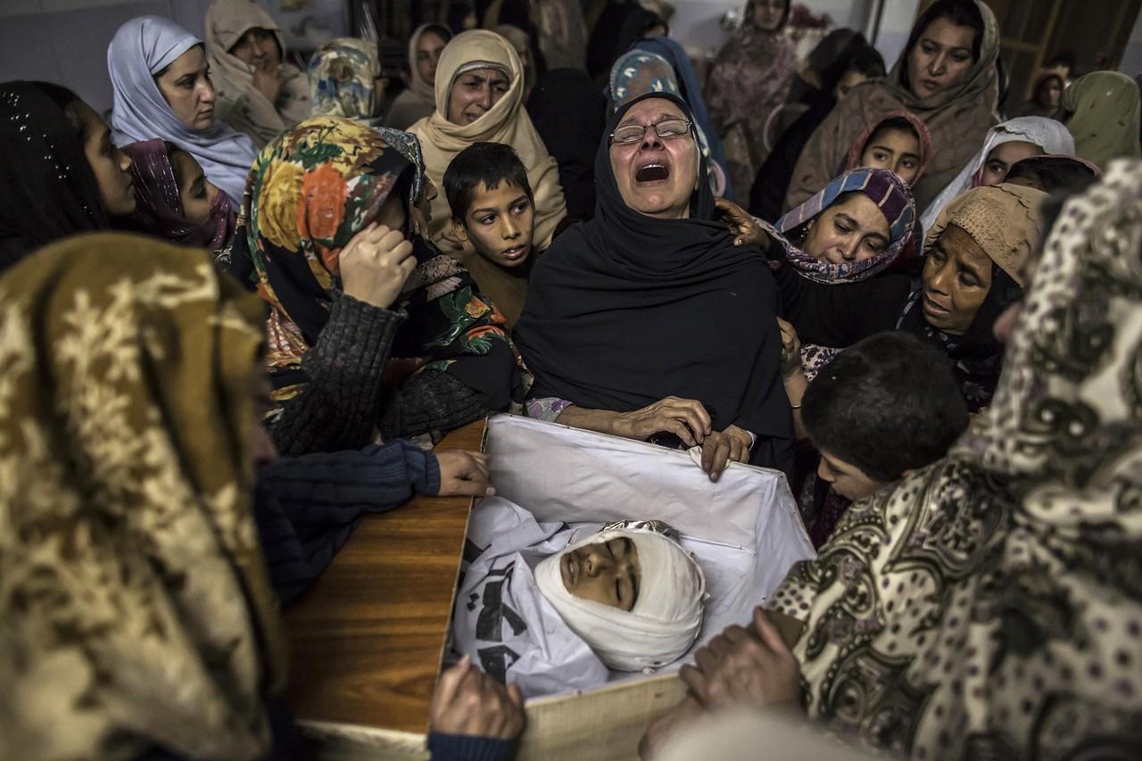 Islamistattack i pakistan